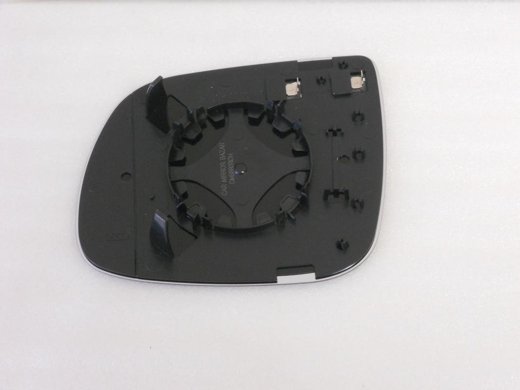 HEATED Mirror Glass for AUDI Q5 Q7 Passenger Side View Right RH