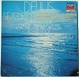 Delius: Sea Drift / Appalachia / Royal Philharmonic Orchestra, Richard Hickox
