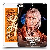Official Star Trek Wrath Khan TOS Hard Back Case Compatible for iPad Mini (2019)