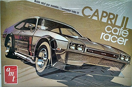 AMT #T224 1977 Capri II Cafe Racer 1:25 Scale Plastic Model Kit NEEDS ASSEMBLY