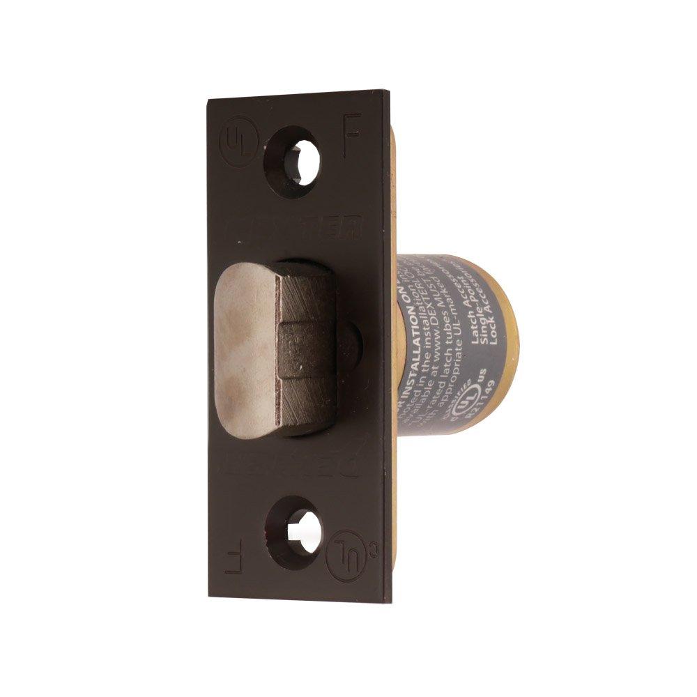 Privacy Spring Latch Dexter Commercial Hardware C2000-SL-613 Grade2 Passage Oil Rubbed Dark Bronze