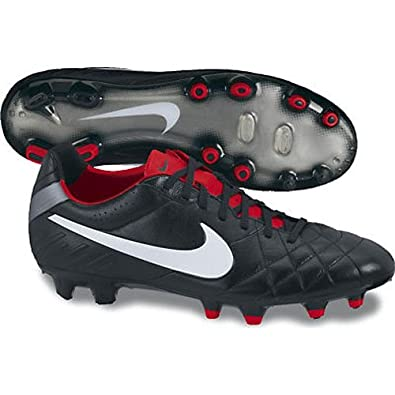 1c36db8aa2e91 Nike Fußballschuh TIEMPO LEGEND IV FG red-mtlc  Amazon.de  Schuhe ...