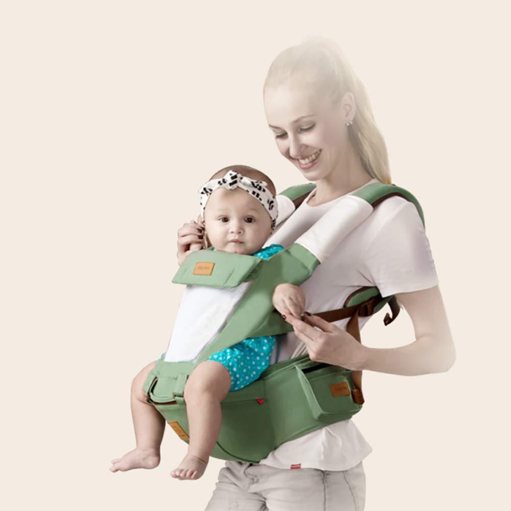 ZLMI Baby-Riemen Multi-Funktion Atmungsaktive Lendenwirbelsäule Mutter und Baby-Produkte Baby-Riemen