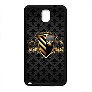Black Duck Gold Badge Custom Protective Hard Phone Cae For Samsung Galaxy Note3