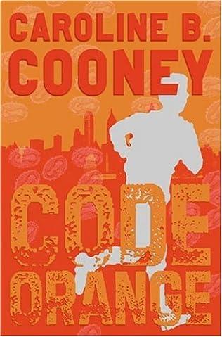 book cover of Code Orange
