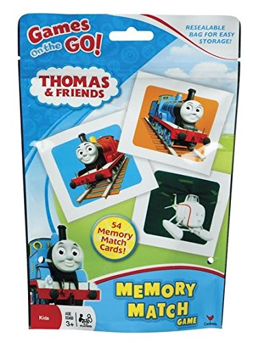 Thomas and Friends Mini Memory Match Card Game