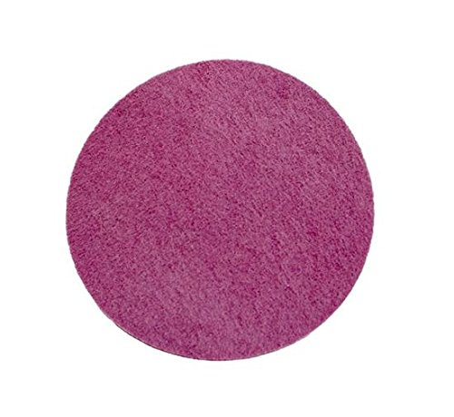 Pack of 10 Maroon 228.6 mm Diameter e-line Floor Pads 09.03.01.0009 Polyester GS 320 Stripper Pad