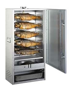 Fumador eléctrica de alimentos armario–caliente Fumador