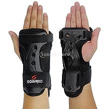 1 Pair Snowboard Ski Protective Gear Glove Wrist Support Guard Pad Brace L