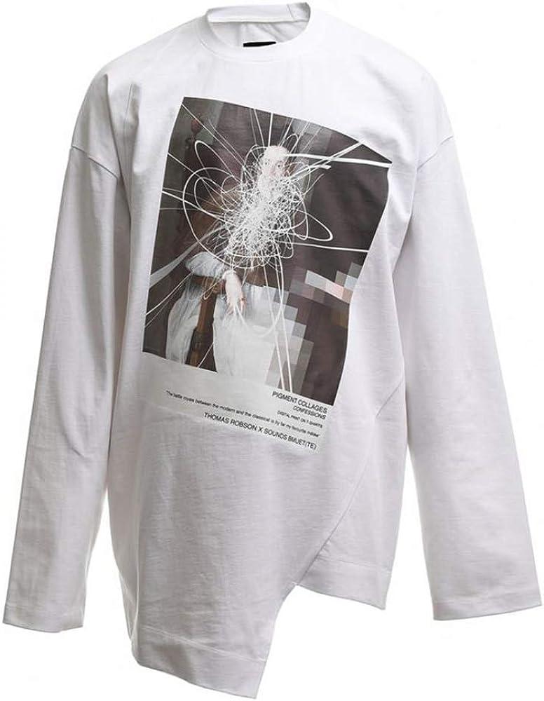 Amazon Com Bmuet Te Korean Fashion Designer Sounds White Gallery T Shirt Clothing
