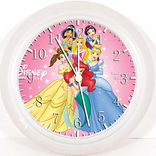 New Disney Princesses Wall Clock 10