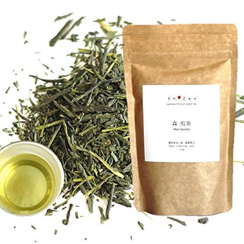 (Premium Mori Sencha Green Tea Loose Leaf from Japan (100g))