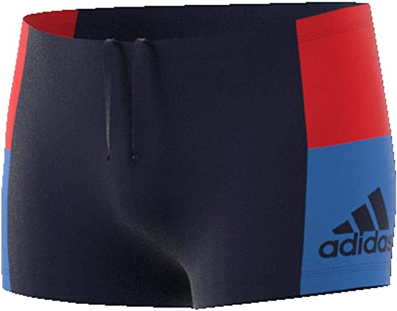 adidas Colorblock Badeshorts Blau | adidas Deutschland