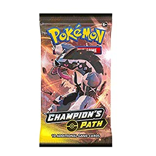 Pokemon Champions Path Booster Pack (1 Pack)