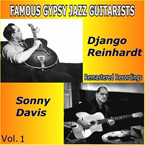 Famous Gypsy Jazz Guitarists Vol. 1