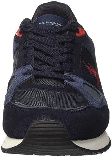 Blue Dark Trev U Sneaker S ASSN POLO Uomo Blu nqq4a8zwR