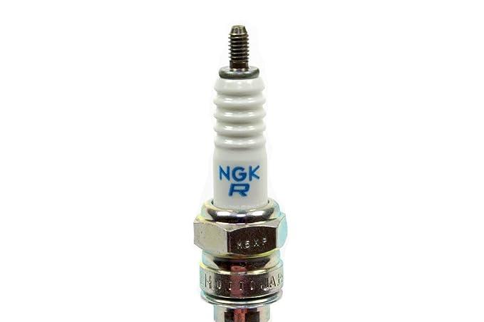 Bujía NGK cr9eh 4 unidades Set de 9 para Daelim Honda: Amazon.es ...