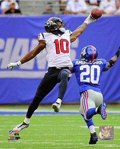 DeAndre Hopkins Houston Texans 2014 NFL Action Photo