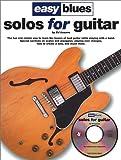 Easy Blues Solos for Guitar, Ed Lozano, 0825619025