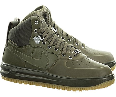 NIKE Lunar Force 1 SneakerBoots (Kids)