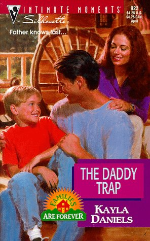 book cover of The Daddy Trap