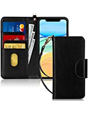 FYY Case for iPhone 11 Pro Max, [Kickstand Feature] Luxury PU Leather Wallet Case Flip Folio Cover with [Card Slots] and [Note Pockets] for Apple iPhone 11 Pro Max