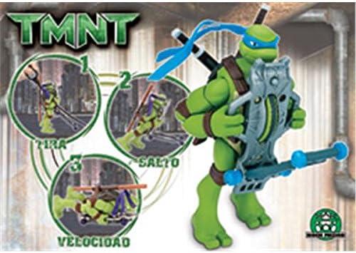 Giochi Preziosi Tortu Ninja Movie - Figu. Running: Amazon.es ...