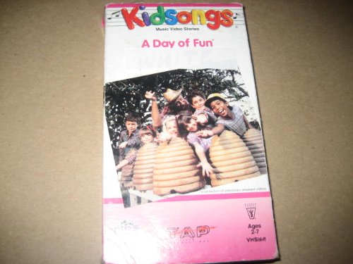 Kidsongs - A Day of Fun