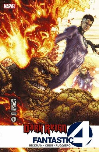 Dark Reign Fantastic Four (Dark Reign: Fantastic Four)