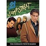 21 Jump Street - The Complete Fourth Season [DVD]