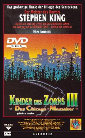 Kinder des Zorns 3 [Alemania] [DVD]: Amazon.es: Daniel Cerny ...