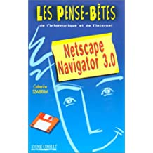 NETSCAPE NAVIGATOR 3.0