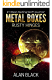 Metal Boxes - Rusty Hinges