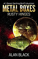 Metal Boxes - Rusty Hinges
