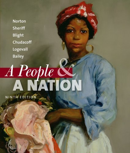 A People and a Nation: A History of the United States 9th edition by Norton, Mary Beth; Sheriff, Carol; Blight, David W.; Chudaco published by Wadsworth Publishing Hardcover