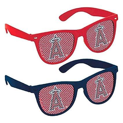 Buy LicensedMLB Los Angeles Angels Printed Glasses Accessory