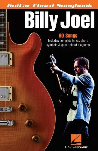 Billy Joel - Guitar Chord Songbook