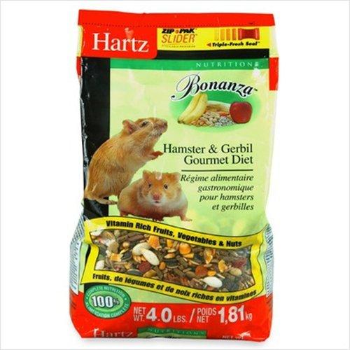Hartz 97617 4 Lb Nutrition™ Bonanza™ Hamster & Gerbil Gourmet Diet by HARTZ