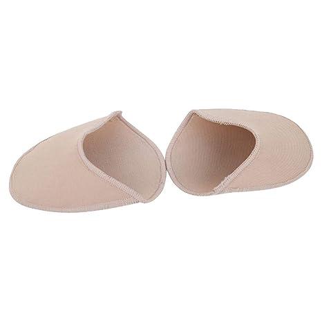 Vosarea 1 par de Zapatos de Baile para Mujer Zapatillas de Ballet de Color Rosa Zapatillas