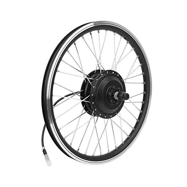 T best Kit di conversione per Bicicletta elettrica, Kit di conversione per mozzo per Bicicletta con Motore per… 2 spesavip