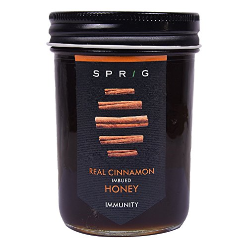 Sprig Real Cinnamon Imbued Honey 325 gm by Sprig