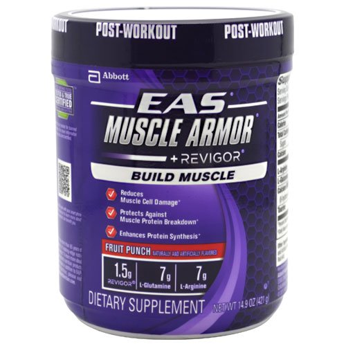 EAS Muscle Armure Fruit Punch 14