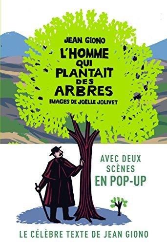 L'homme qui plantait des arbres by Jean Giono (2010-10-21)