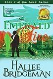 Emerald Fire by Hallee Bridgeman front cover