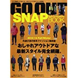 GO OUT SNAP BOOK 2013年秋冬号 小さい表紙画像