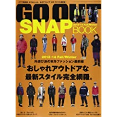 GO OUT SNAP BOOK 最新号 サムネイル