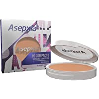 Kit 2 Asepxia Pó Compacto Antiacne Bege Medio Fps20 10g