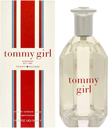 Tommy Hilfiger Tommy Girl Eau de Toilette for Women 3 4 Fluid Ounce