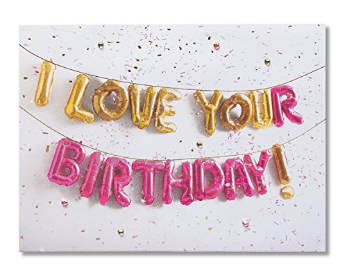 American Greetings Funny When You Became You Birthday Card with Rhinestones