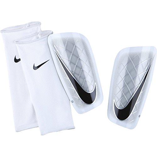 Nike Mercurial Lite Shinpads - White/Grey/Black